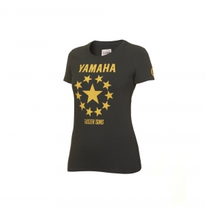T-SHIRT YAMAHA FASTER SONS FEMME DULCE planet-racing.fr