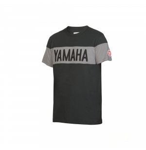 T-SHIRT YAMAHA FASTER SONS LUBBOCK HOMME NOIR planet-racing.fr
