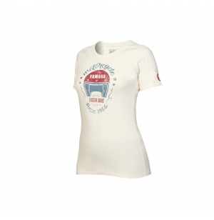 T-SHIRT YAMAHA FASTER SONS BEXAR FEMME planet-racing.fr