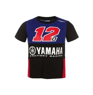 TSHIRT YAMAHA MV12 ENFANT 2019