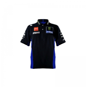 POLO YAMAHA MOTOGP REPLICA HOMME 2019 planet-racing.fr