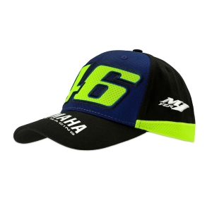 CASQUETTE YAMAHA RACING VR46 ROSSI 2019