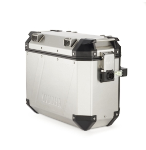 VALISE LATERALE GAUCHE EN ALUMINIUM TENERE 700 planet-racing.fr
