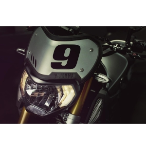 KIT STICKERS NUMERO MT09 SPORT TRACKER
