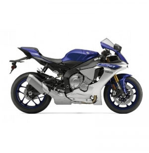 YAMAHA R1 BLUE MINIATURE