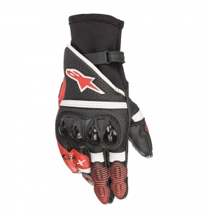 GANT ALPINESTARS GP X V2 BLACK/WHITE/RED