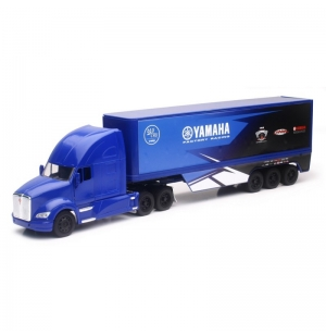 MAQUETTE CAMION TEAM YAMAHA