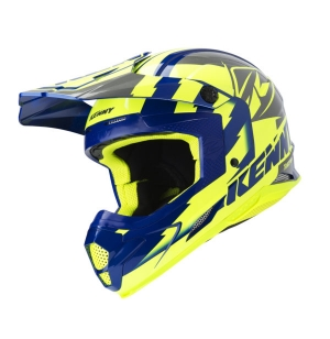 CASQUE KENNY TRACK NEON/YELLOW