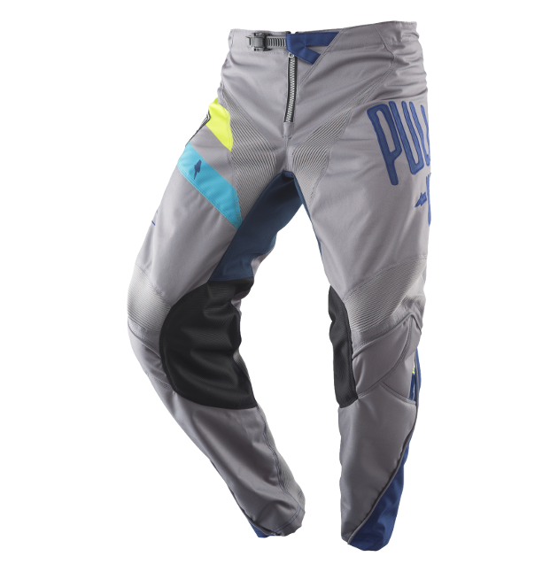 PANTALON PULL-IN CHALLENGER MASTER GREY / LIME