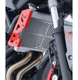 PROTECTION RADIATEUR INOX R&G MT07