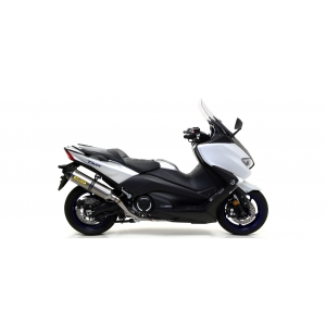 SILENCIEUX RACE-TECH EMBOUT CARBONE YAMAHA TMAX 530 2017 -