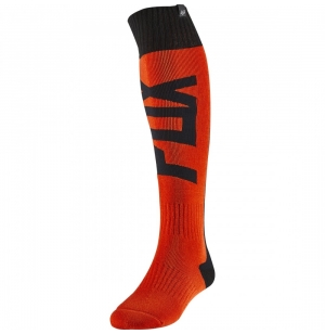 CHAUSSETTES FOX FRI THICK FYCE FLUO ORANGE