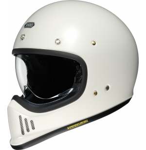 CASQUE SHOEI EX-ZERO SHINE BLANC