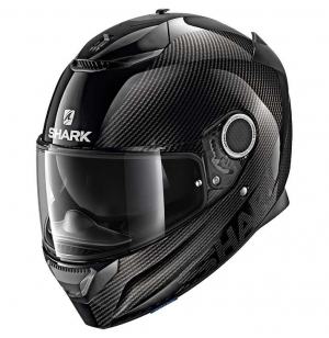 CASQUE SHARK SPARTAN CARBON NOIR
