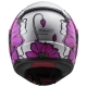 CASQUE LS2 FF353 RAPID POPPIES ROSE