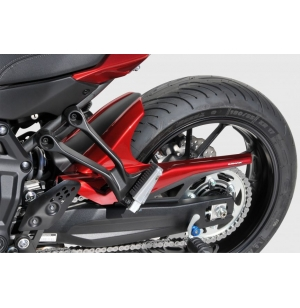 GARDE BOUE ARRIERE ERMAX YAMAHA TRACER 700
