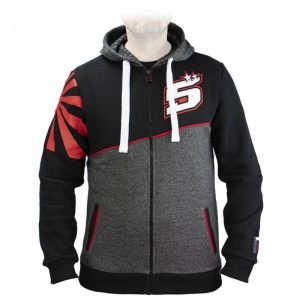 SWEAT ZIPPE ZARCO Z5 ASYM HOMME