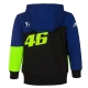 SWEAT BLEU YAMAHA RACING VR46 2020 ENFANT