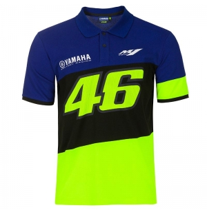 POLO BLEU YAMAHA RACING VR46 2020
