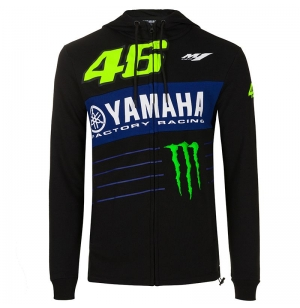 SWEAT MONSTER VR46 YAMAHA 2020 HOMME