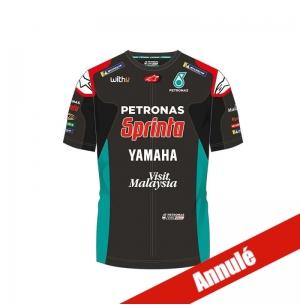 MAILLOT YAMAHA PETRONAS HOMME MOTOGP 2020