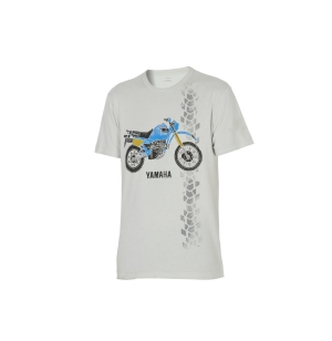 T-SHIRT YAMAHA FASTER SONS TENERE NAVARRO HOMME
