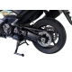 CACHES COURROIE ERMAX YAMAHA T-MAX 560 NOIR SATIN