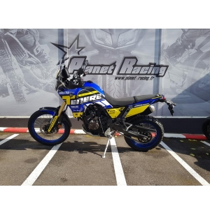 KIT DECO YAMAHA TENERE 700 PLANET RACING BLEU/JAUNE