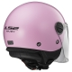 CASQUE JET ENFANT LS2 OF575 WUBY ROSE
