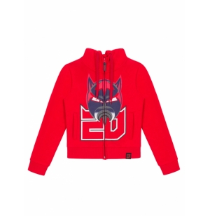 SWEAT FABIO QUARTARARO 20 EL DIABLO ROUGE 2020 ENFANT