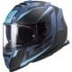 CASQUE LS2 FF800 STORM RACER MATT BLUE
