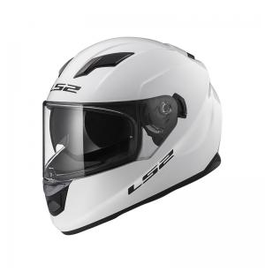 CASQUE LS2 FF320 STREAM EVO GLOSS WHITE