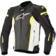 BLOUSON ALPINESTARS MISSILE TECH-AIR BLACK / WHITE / YELLOW FLUO