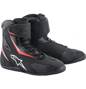BASKETS ALPINESTARS FASTBACK 2 BLACK RED