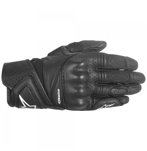 GANTS ALPINESTARS STELLA BAIKA LEATHER BLACK
