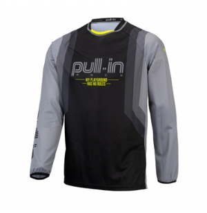 MAILLOT PULL-IN MASTER GRIS V1 2021