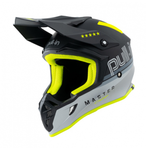 CASQUE PULL-IN MASTER GREY 2021