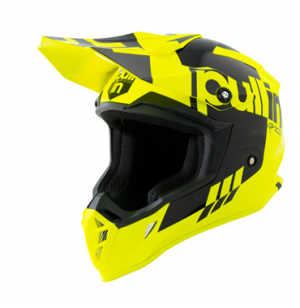 CASQUE PULL-IN RACE NEON YELLOW 2021