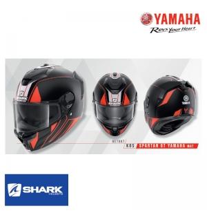 CASQUE SHARK SPARTAN GT YAMAHA MAT