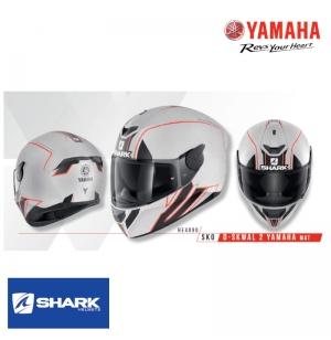 CASQUE SHARK D-SKWAL 2 YAMAHA MAT