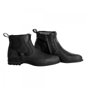 CHAUSSURES MOTO OVERLAP ANDY NOIRES