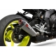 SILENCIEUX SCORPION SERKET TAPER YAMAHA MT10