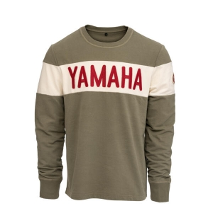 SWEAT YAMAHA FASTER SONS HOMME GRIMES