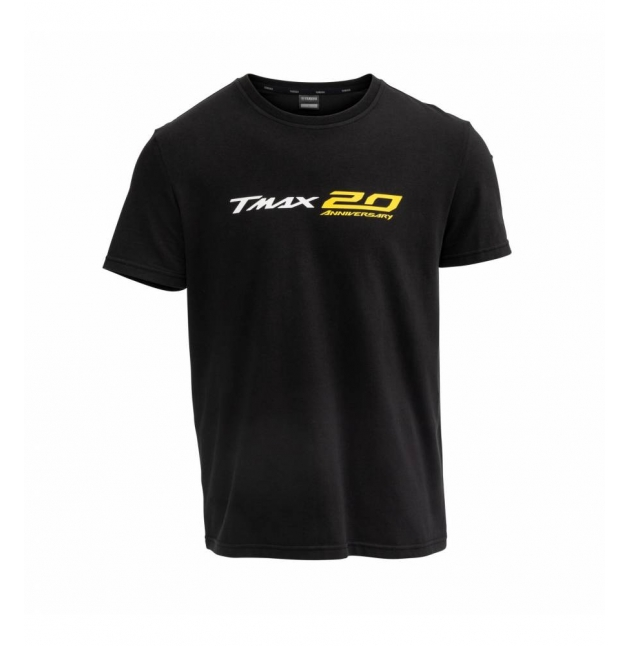 T-SHIRT YAMAHA TMAX 20TH ANNIVERSAIRE HOMME