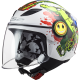 CASQUE ENFANT LS2 OF602 FUNNY CROCO