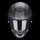 SCORPION EXO-R1 CARBON MG NOIR MAT ARGENT