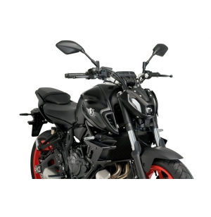 AILERONS PUIG DOWNFORCE NAKED YAMAHA MT07 2021 - NOIR