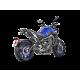 LIGNE AKRAPOVIC RACING CARBONE MT09