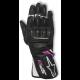 GANTS ALPINESTARS STELLA SP-8 V2 BLACK / WHITE / FUSHIA