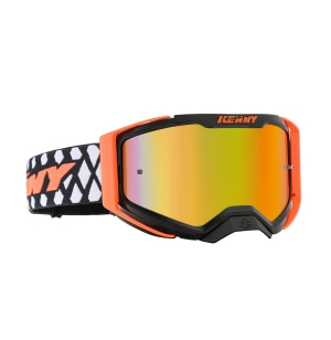 LUNETTES KENNY PERFORMANCE LEVEL 2 NEON YELLOW